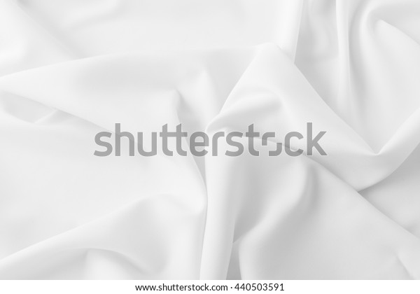 crumpled white fabric texture backgrounds