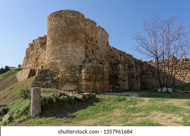 The Crusader land castle has been erected during medieval times by king Saint Louis of France to defend Sidon and South Lebanon.
