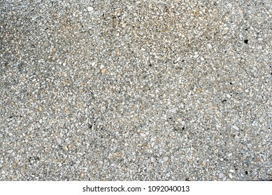 Crushed Shell / cement background