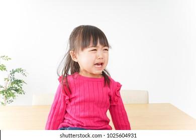 crying child image