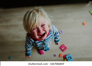 crying child, stress, pain, sadness, despair