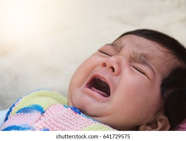 Image result for crying indian baby