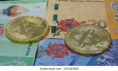 Crypto currencies and fiat money