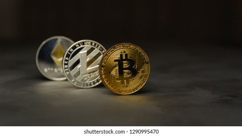 crypto currency: bitcoin litecoin and ethereum