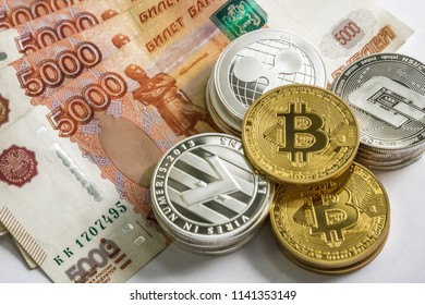 crypto currency exchange of money.