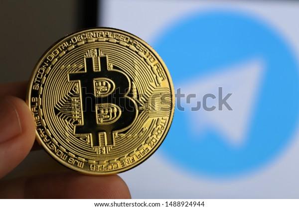 bitcoin trading telegram