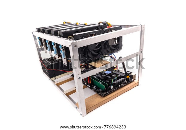 cryptocurrency home mining rig