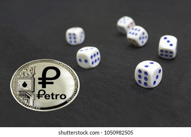 Cryptocurrency Venezuela Petro and rolling the dice.