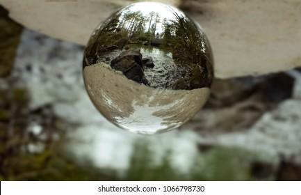 Crystal Ball Japanese Gardens