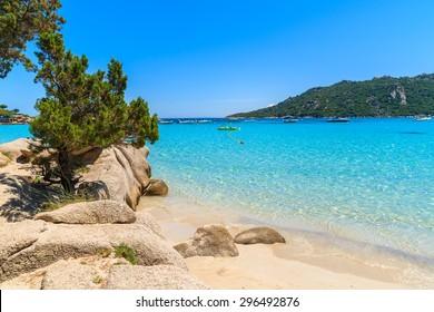 La Mer En Corse Stock Photos Images Photography