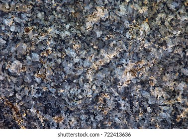 Crystal Patterns on Beach Rock