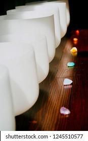 Crystal Singing Bowls & Chakra Crystal Stones