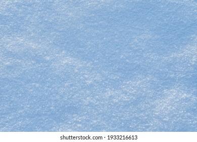 Crystal snow minimal texture pure