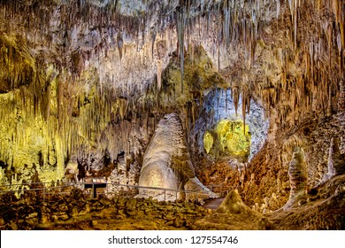 Crystal Spring Dome, Carlsbad Caverns National Park, New Mexico