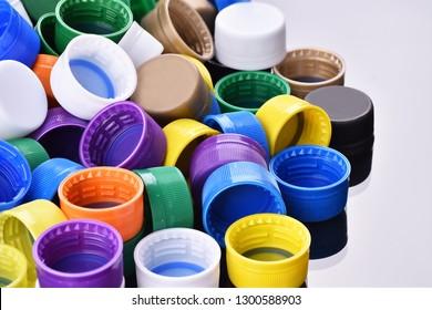 CSD Plastic Closures