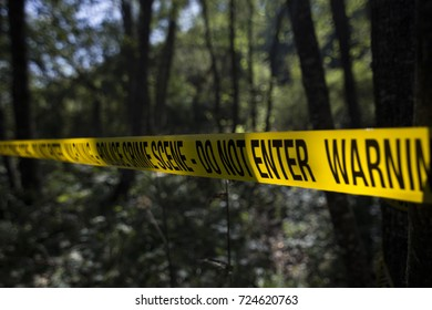 CSI – What happens in the woods, stays in the woods?