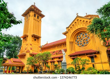 Cua Bac, a Roman Catholic church in Hanoi, Vietnam