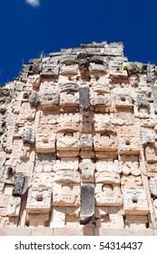 Cuadrangulo de las Monjas, Uxmal, Yucatan, Mexico