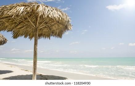 cuba beach day time