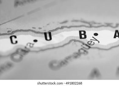 Cuba. Central America.