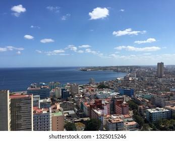 CUBA / City View of HAVANA