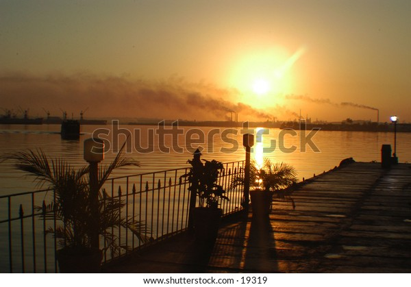 Cuba Sunrise