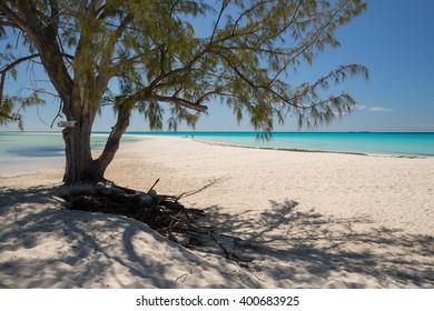 A Cuban beach paradise.