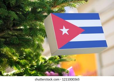 Christmas In Cuba.Merry Christmas Cuba Images Stock Photos Vectors