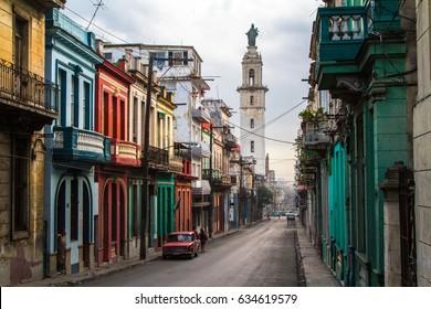 Cuban street, Cuba