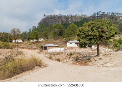 Cubite village in Lempira department, Honduras