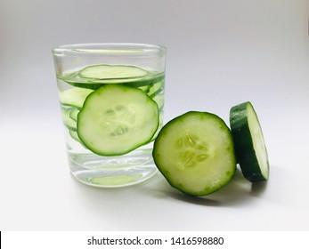 Cucumber juice,Fresh cucumber juice, cucumber