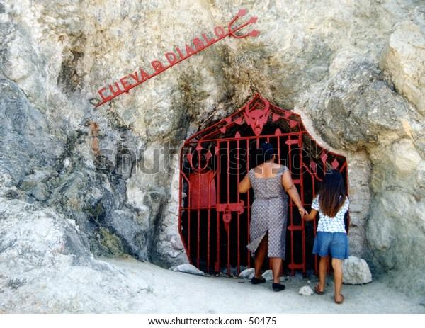 Cueva D Diablo
