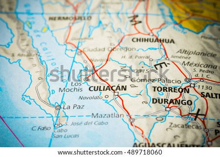 Culiacan Mexico Stock Photo Edit Now 489718060 Shutterstock