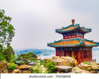 Cultural landscape of the Summer Palace in Beijing, China