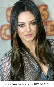 """CULVER CITY, CA - JUNE 4: Mila Kunis arrives at the 2011 Spike TV """"Guys Choice"""" Awards on June 4, 2011 at Sony Pictures Studios in Culver City, CA. It is the 5th annual """"Guys Choice"""" awards show."""