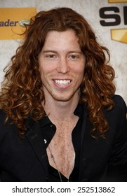 CULVER CITY, CALIFORNIA - Saturday June 5, 2010. Shaun White at the 2010 Guys Choice Awards held at the Sony Pictures Studios, Culver City.