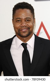 CULVER CITY - JUN 9: Cuba Gooding Jr at the 39th AFI Life Achievement Award Honoring Morgan Freeman held at Sony Pictures Studios  in Culver City, California on June 9, 2011.