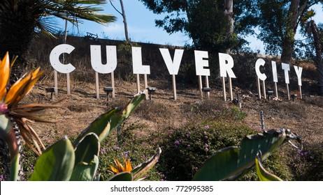 Culver City Los Angeles Sign