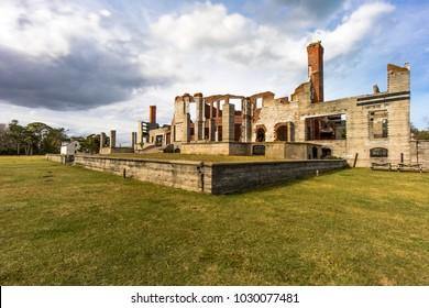 Cumberland Island - Dungeness Ruins