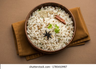 Cumin rice or Jeera Rice is a popular Indian main course item made using Basmati rice with basic spices