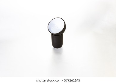 cup for the Chinese tea ceremony on a white background