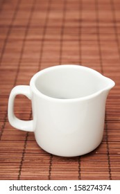 cup  on a wooden background