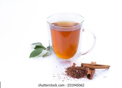 Cup of rooibos tea
