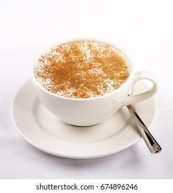 A Cup of Sahlep