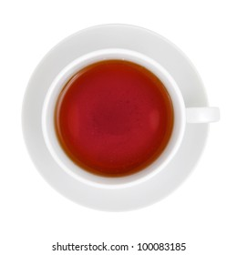 Cup of Tea with clipping path