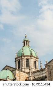 Cupola of Como Cathedral, Italy