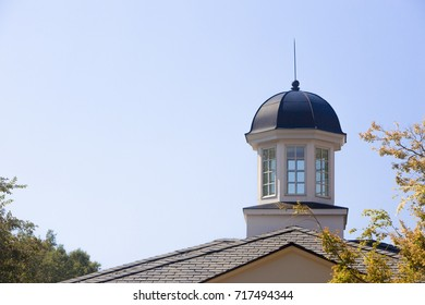 cupola on academic building