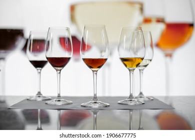 cups of wine kind of colours