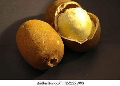 Cupuacu amazonian fruit (Theobroma grandiflorum)