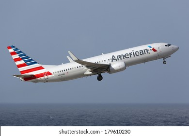 American Airlines Images, Stock Photos & Vectors ...